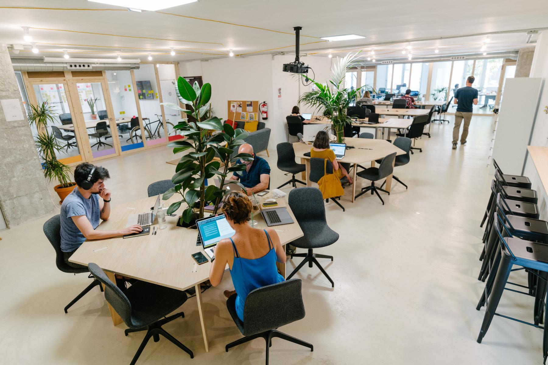 Alquilar oficinas Avenida de Francesc Cambó 17, Barcelona (2)