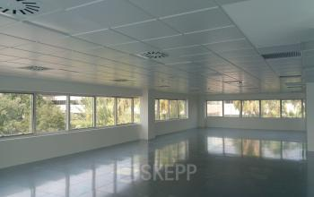 Interior del espacio de oficina del Cityparc Cornellà