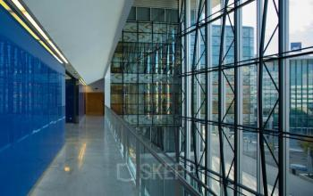 Esta puede ser tu nueva oficina en el World Trade Center Alameda Park Edificio 8