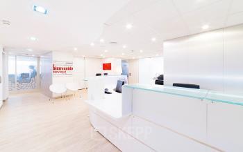 Alquilar oficinas Gran Via de Carles III 84, Barcelona (5)