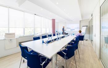 Alquilar oficinas Gran Via de Carles III 84, Barcelona (7)