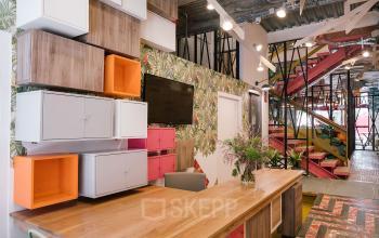 Alquilar oficinas Calle Bretón de los Herreros 9, Barcelona (4)