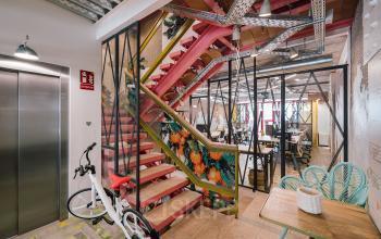 Alquilar oficinas Calle Bretón de los Herreros 9, Barcelona (10)