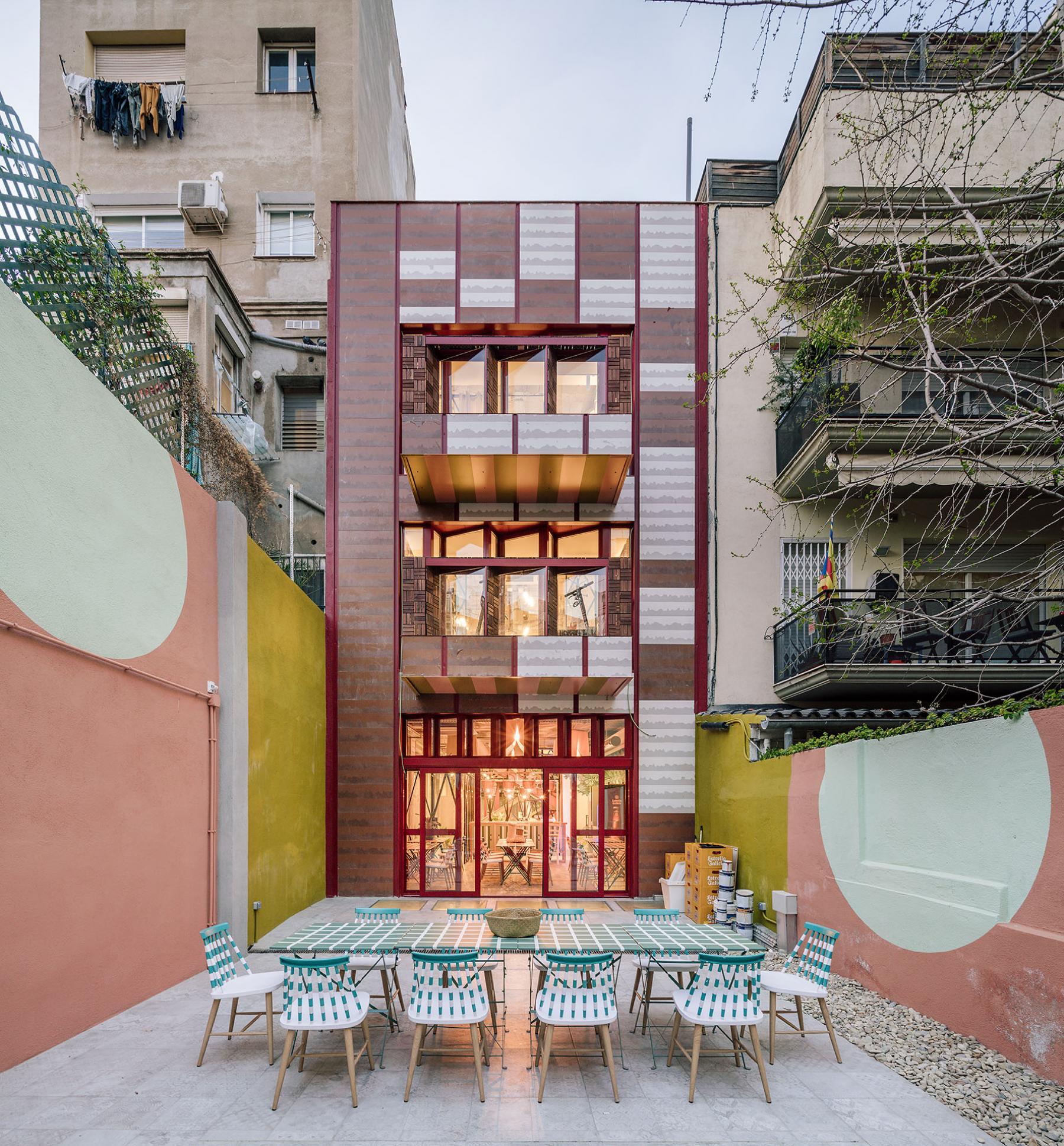Alquilar oficinas Calle Bretón de los Herreros 9, Barcelona (3)