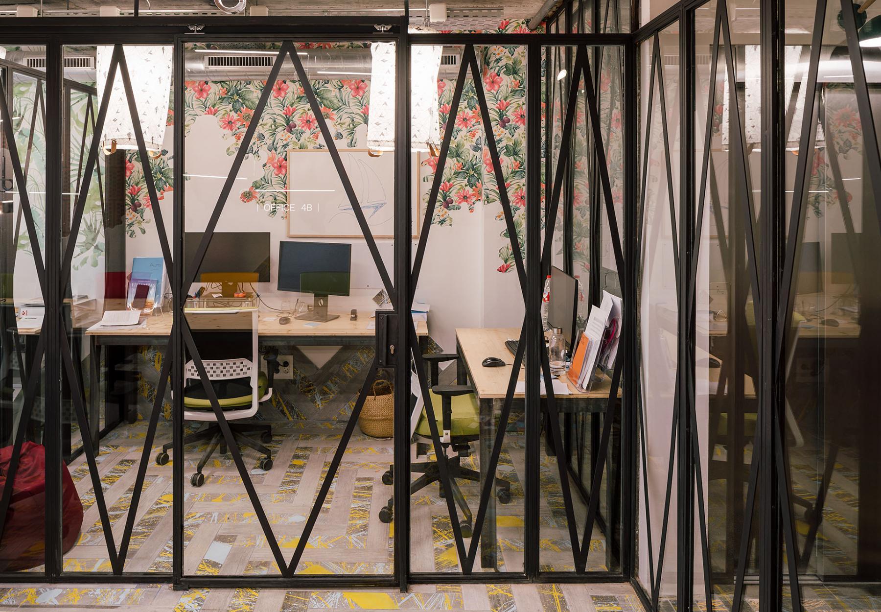 Alquilar oficinas Calle Bretón de los Herreros 9, Barcelona (9)