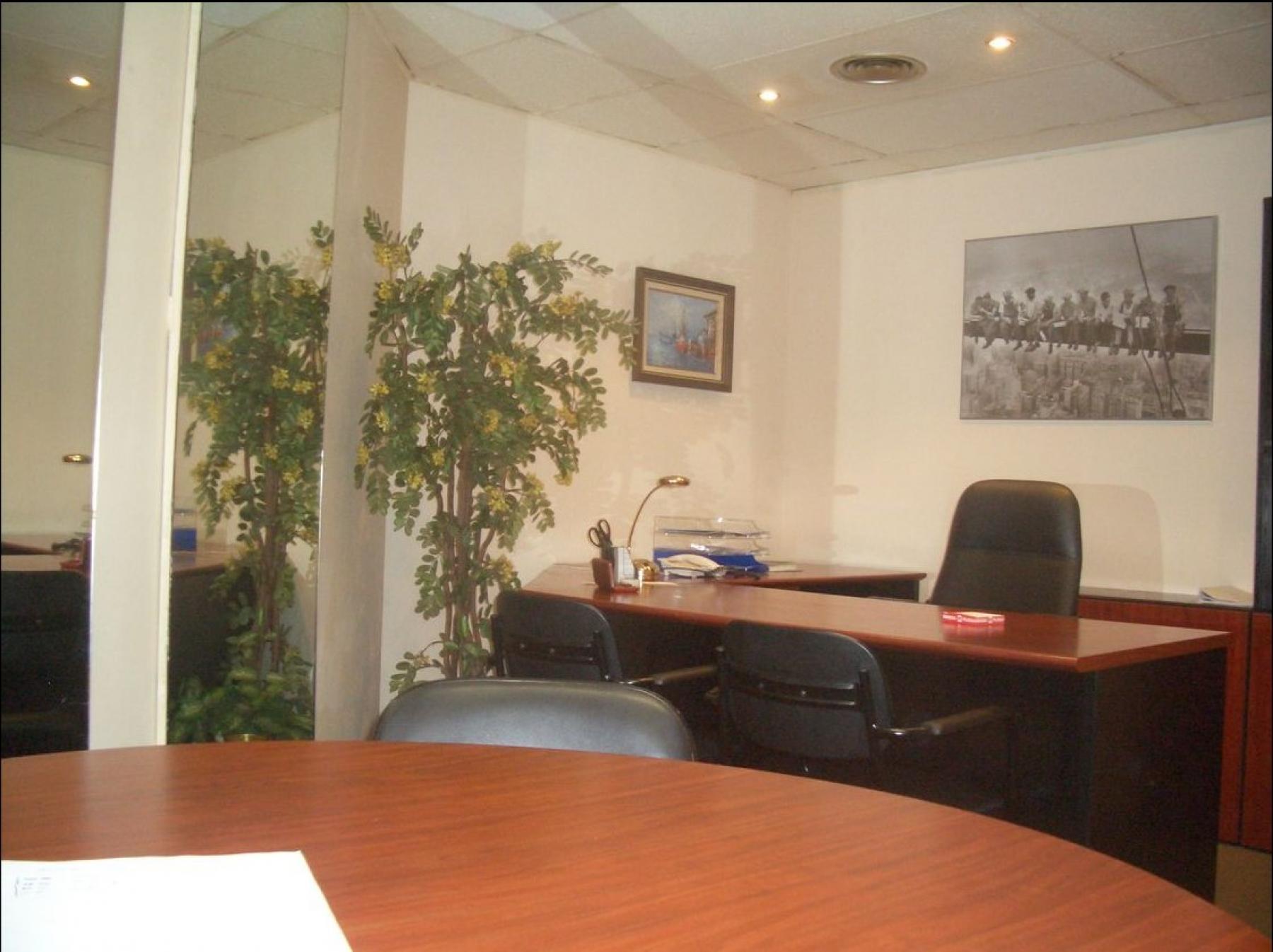 a view from the office at Carrer de la Diputació 279