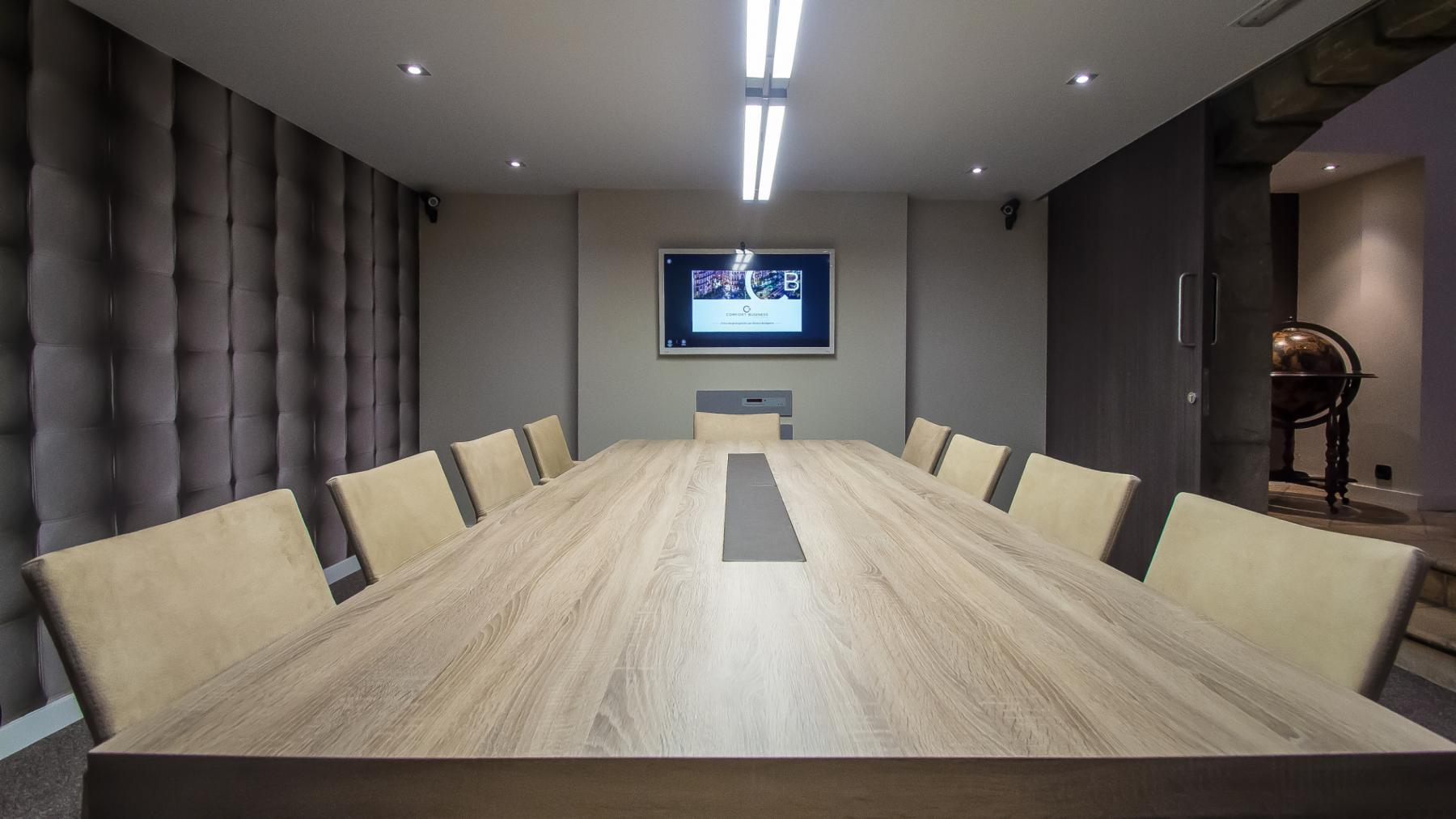 Another great meeting room to rent at Carrer d'Aribau 161