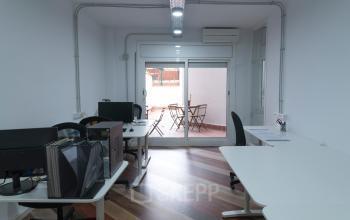 Oficinas modernas en Carrer de Bailén 71