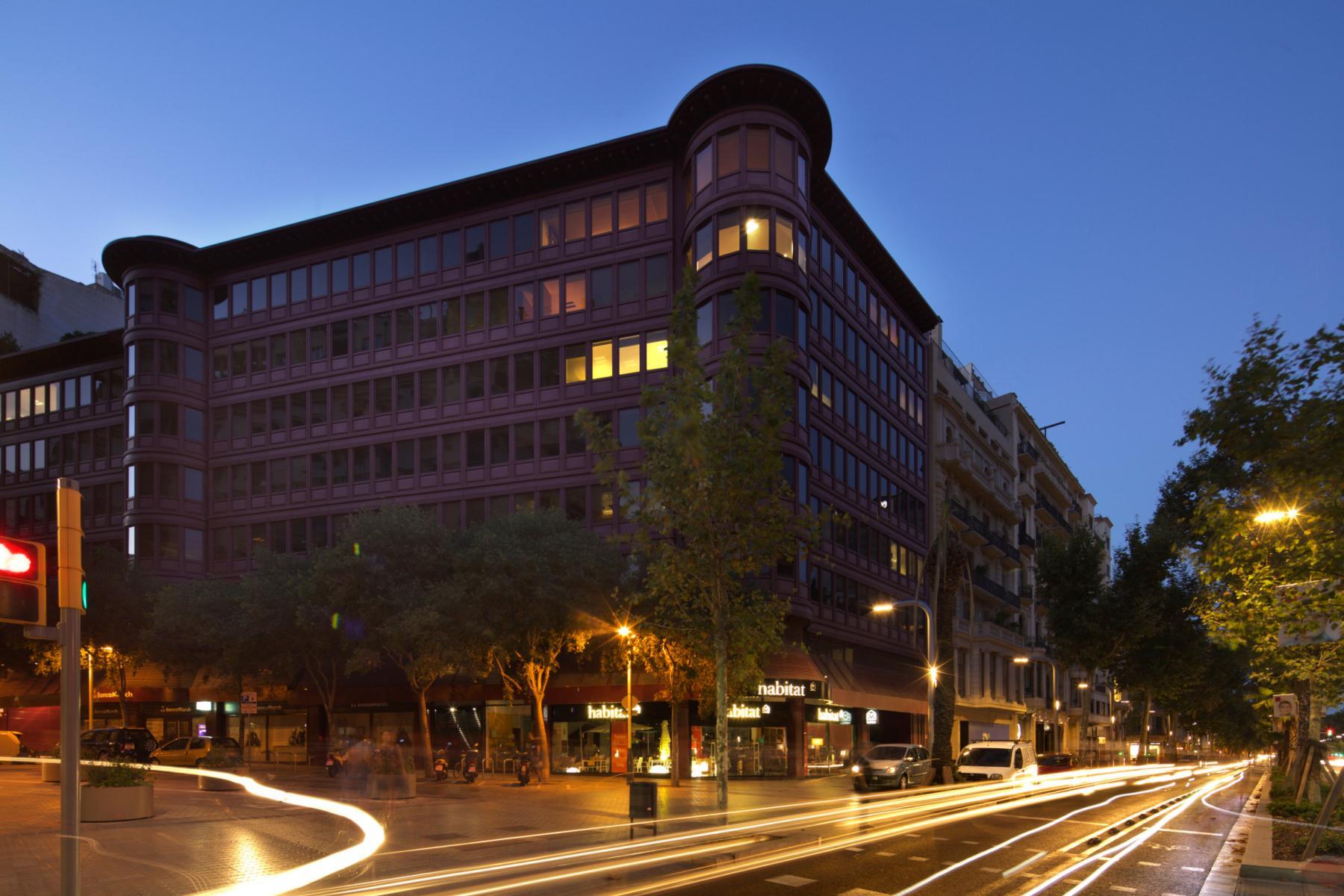 Alquilar oficinas Avenida Diagonal 514 514,  (2)