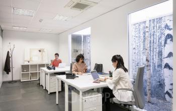 Alquilar oficinas Paseo de Gràcia 118, Barcelona (2)