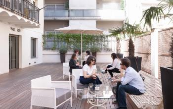 Alquilar oficinas Paseo de Gràcia 118, Barcelona (3)