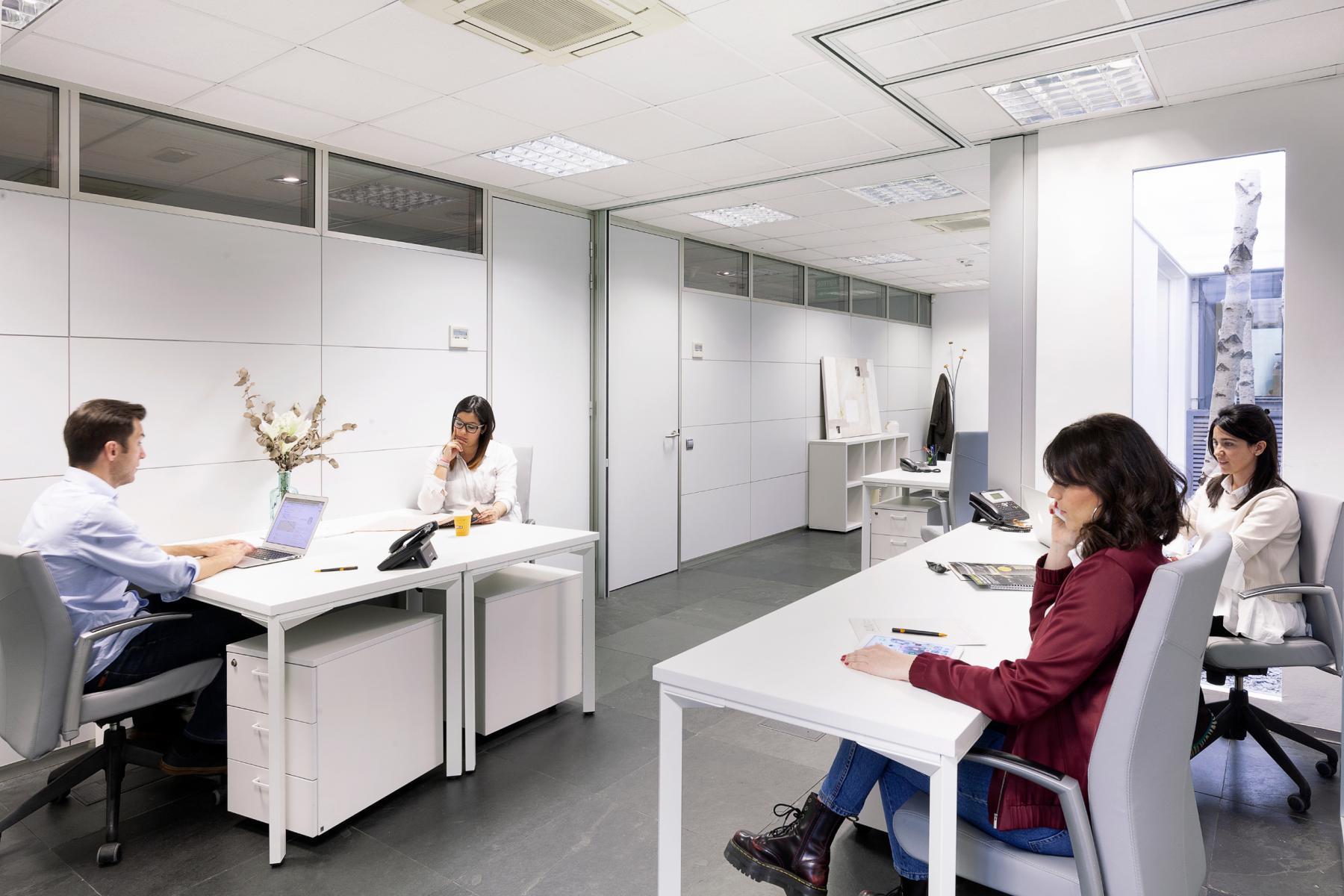 Alquilar oficinas Paseo de Gràcia 118, Barcelona (4)