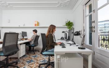 Alquilar oficinas Rambla de Catalunya 125, 3º, 2ª 125, Barcelona (13)