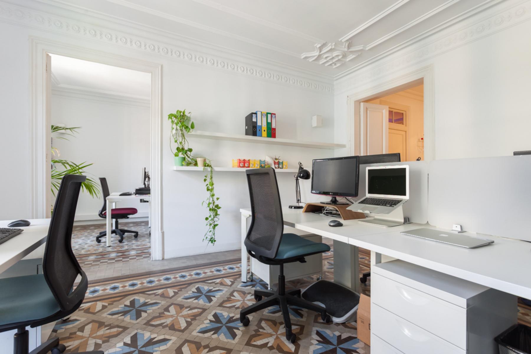 Alquilar oficinas Rambla de Catalunya 125, 3º, 2ª 125, Barcelona (12)