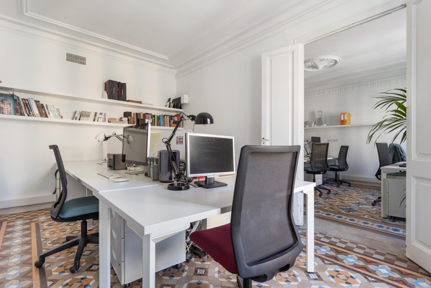 Alquilar oficinas Rambla de Catalunya 125, 3º, 2ª 125, Barcelona (18)