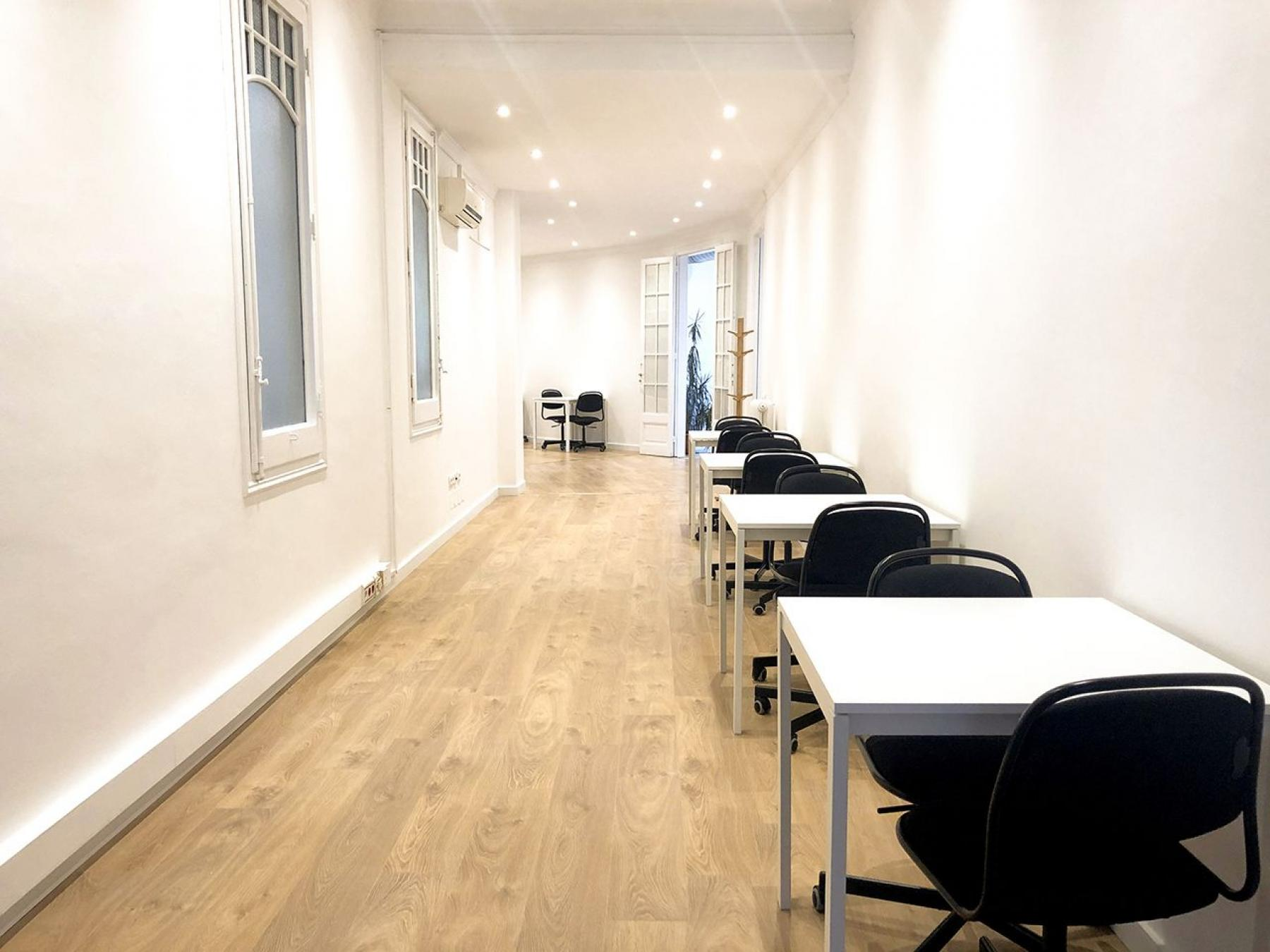 Rent office space Carrer del Consell de Cent 413, Barcelona (5)