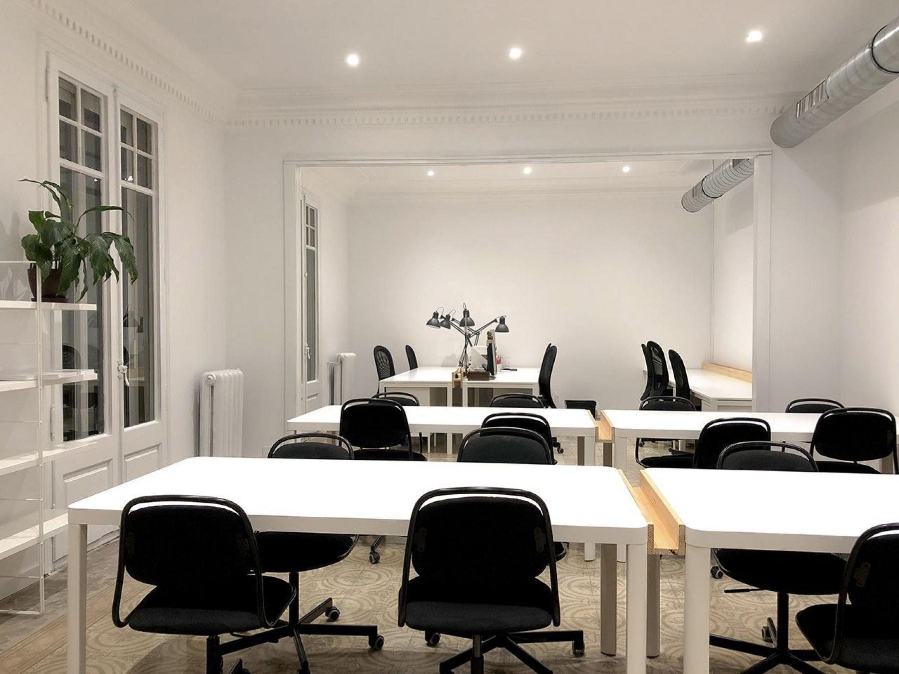 Rent office space Carrer del Consell de Cent 413, Barcelona (6)