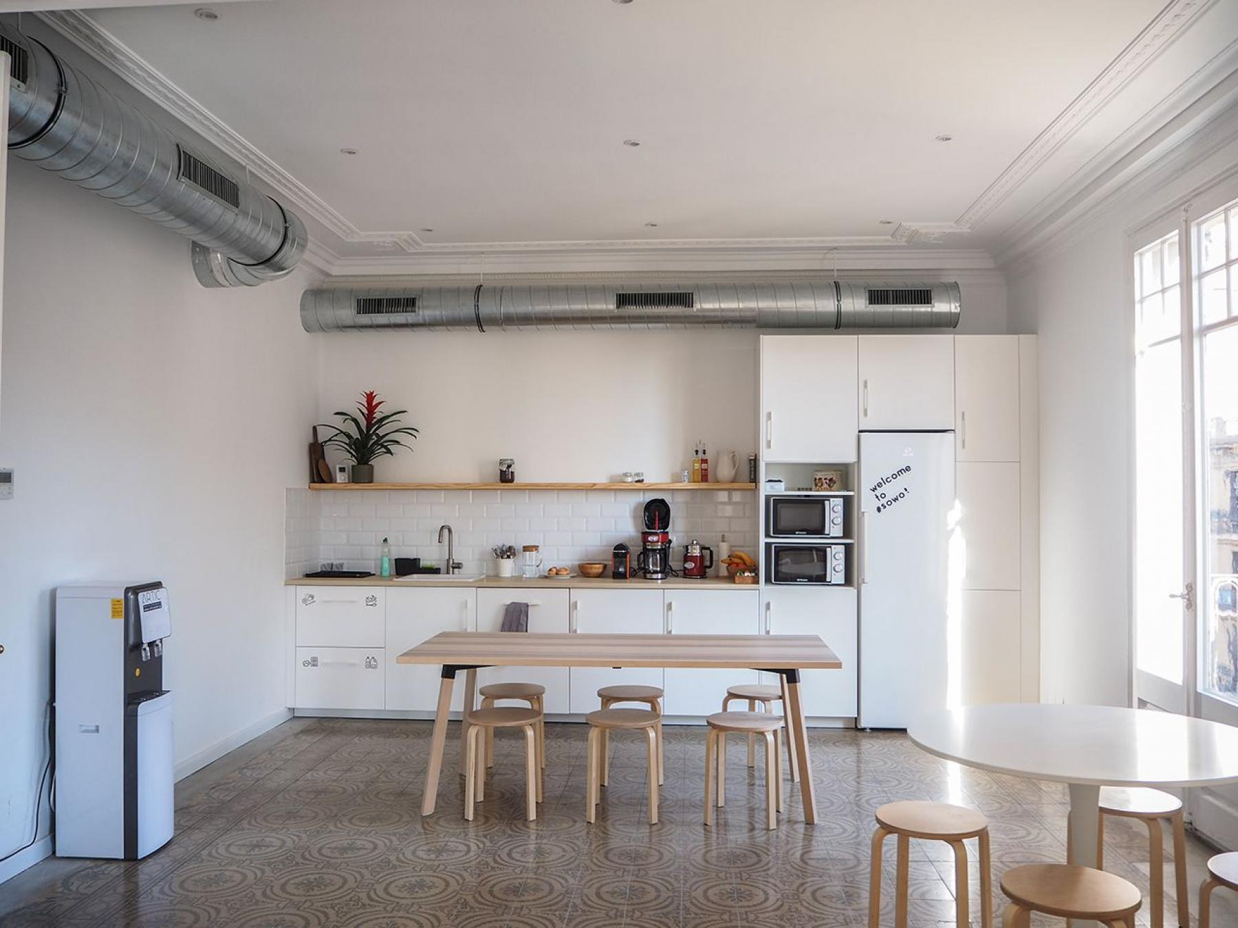 Rent office space Carrer del Consell de Cent 413, Barcelona (17)