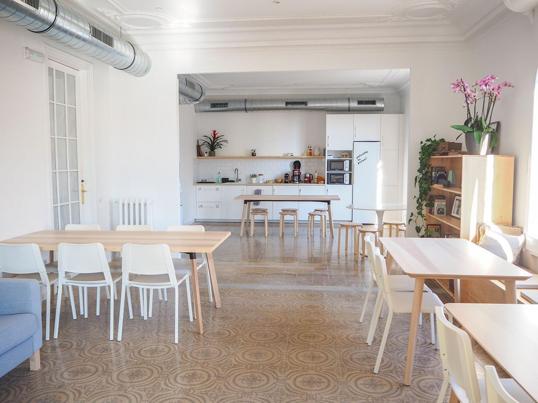 Rent office space Carrer del Consell de Cent 413, Barcelona (19)