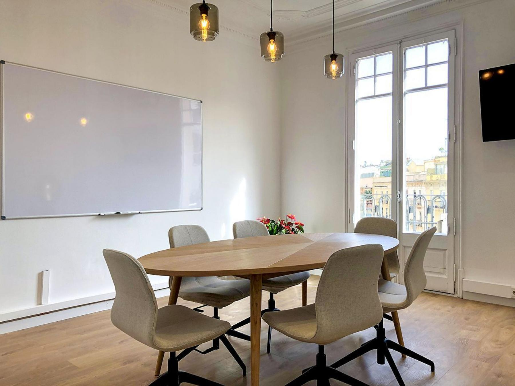 Rent office space Carrer del Consell de Cent 413, Barcelona (9)