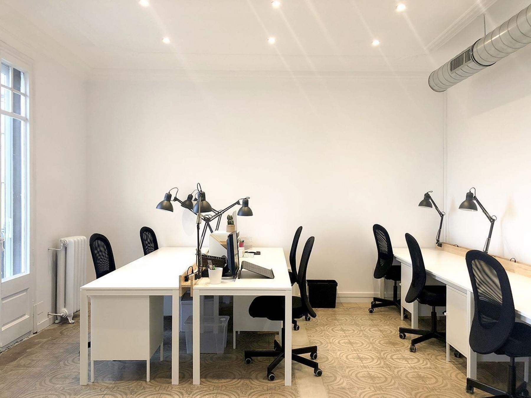 Rent office space Carrer del Consell de Cent 413, Barcelona (4)