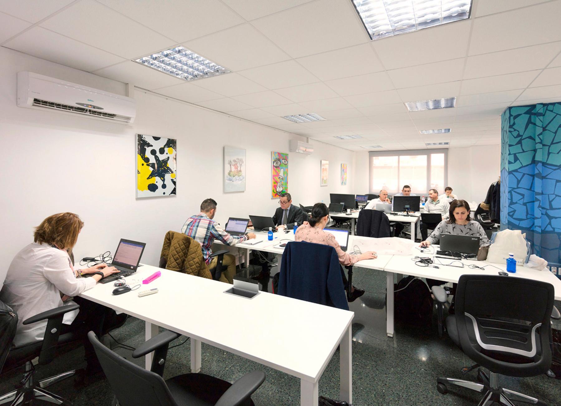 Rent office space Carrer de Provença 385, Barcelona (8)