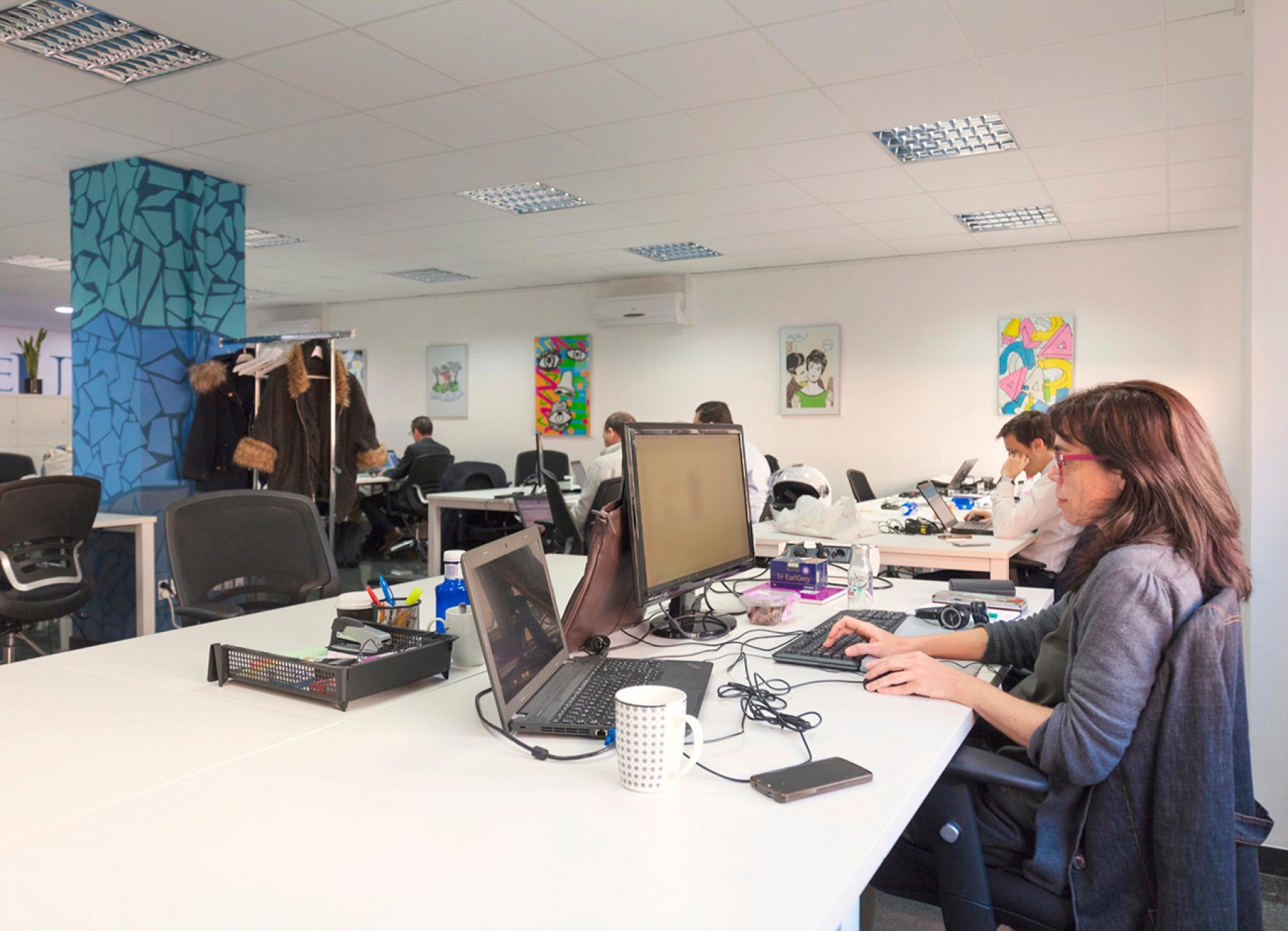 Alquilar oficinas Carrer de Provença 385, Barcelona (3)