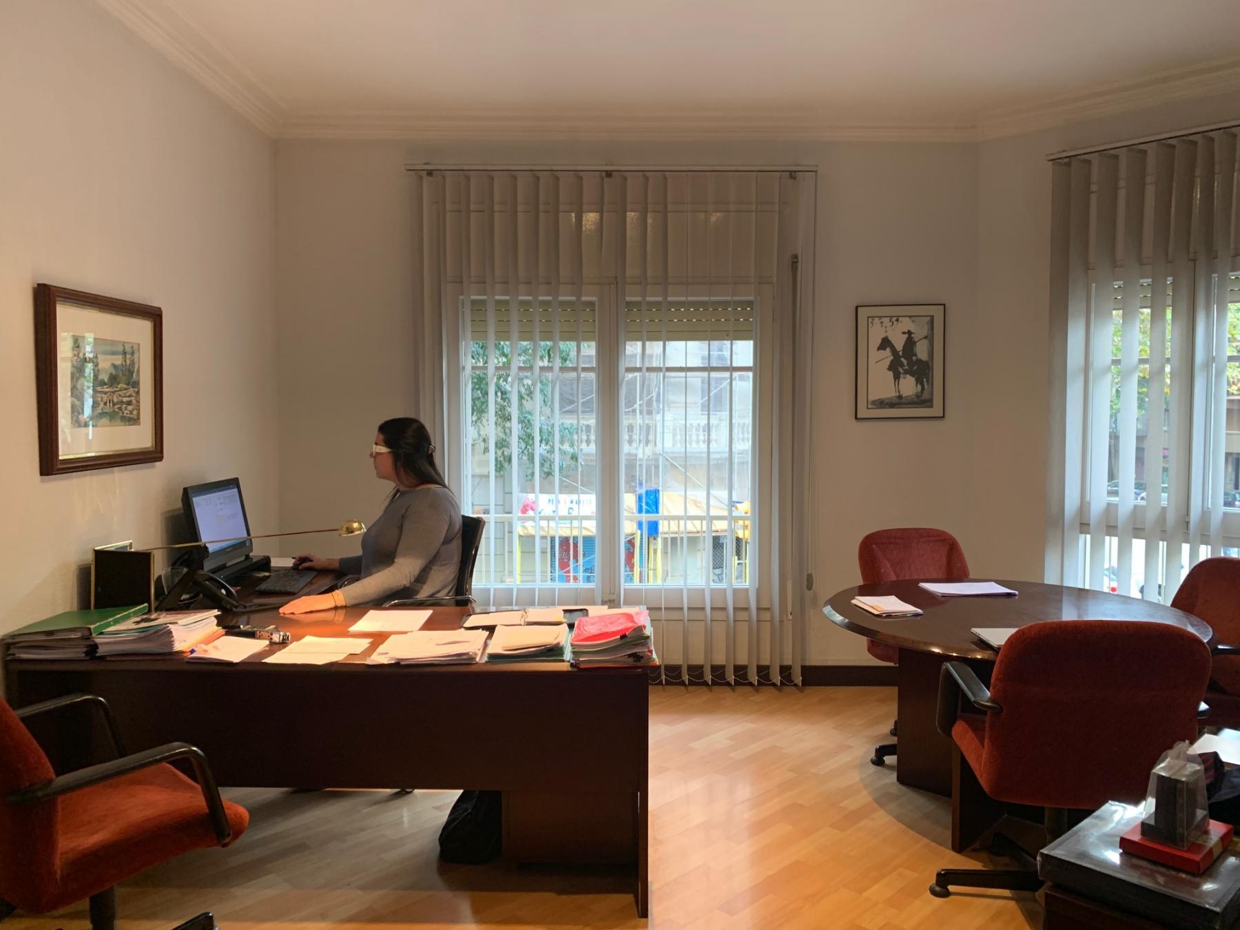 Alquilar oficinas Calle de Córcega 454-456, Barcelona (1)