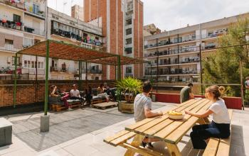 Alquilar oficinas Ronda de Sant Pau 47, Barcelona (3)