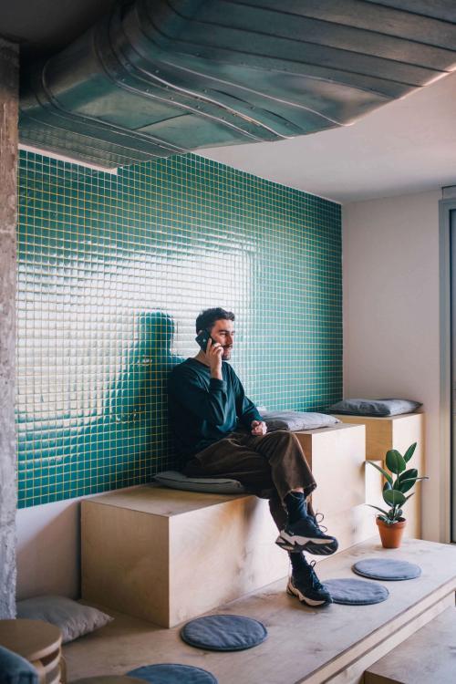 Alquilar oficinas Carrer de Sardenya 229, Barcelona (1)