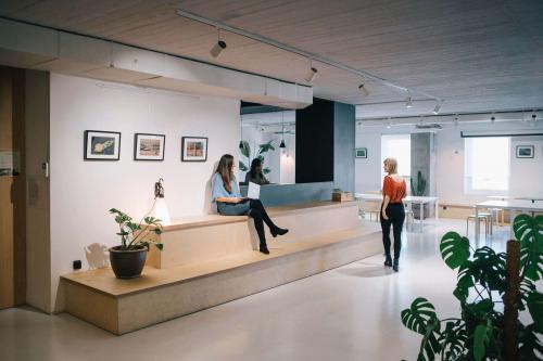 Alquilar oficinas Ronda de Sant Pere 52, Barcelona (3)