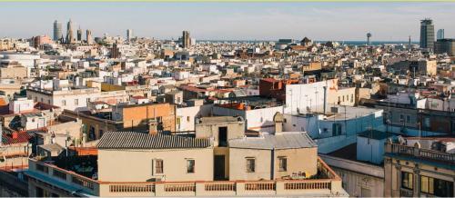 Alquilar oficinas Plaça de la Universitat 1, Barcelona (1)