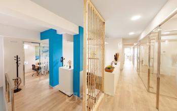 Alquilar oficinas Carrer Martí 110, Barcelona (1)