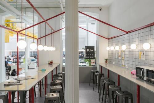 Alquilar oficinas Gran Via de les Corts Catalanes 672, Barcelona (3)