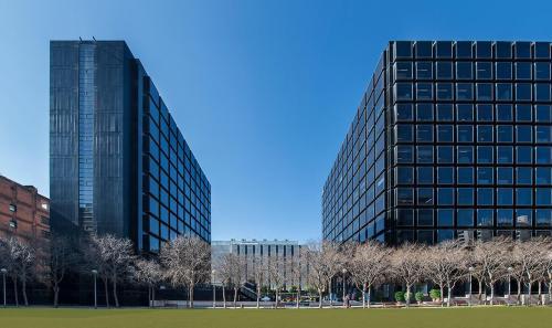 Alquilar oficinas Avenida Diagonal 609, Barcelona (4)