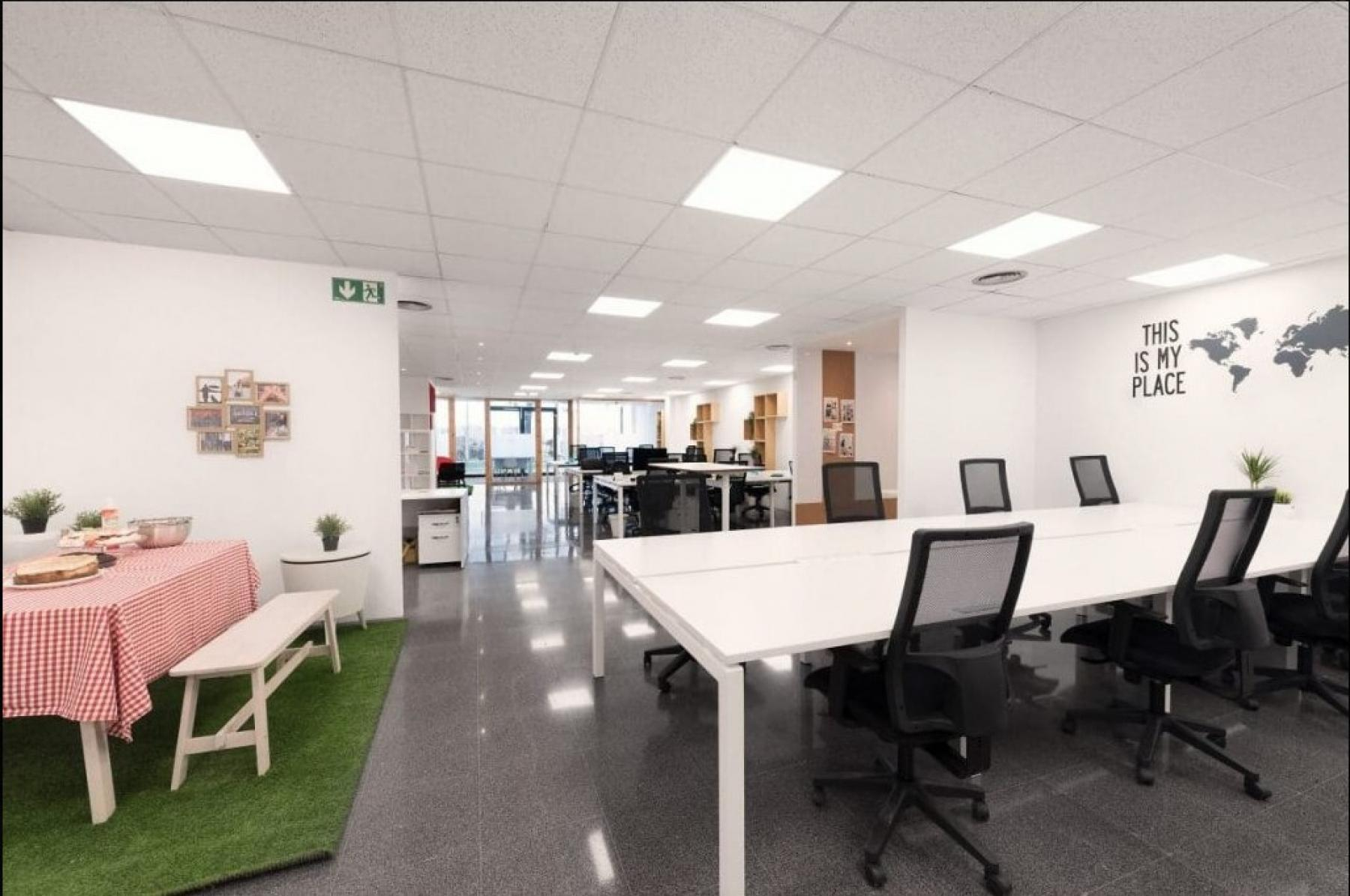 Alquilar oficinas Carretera Rubí 88, Barcelona (1)