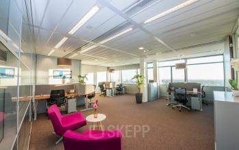 Offices with a view Carrer de la Marina