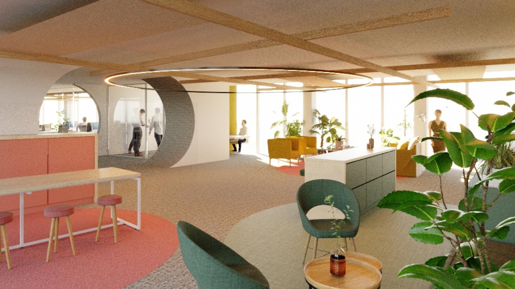 Alquilar oficinas Carrer dels Pinzón 12, Barcelona (2)