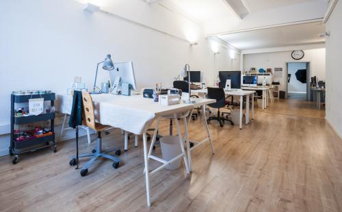 Alquilar oficinas Carrer de la Ciutat de Granada 52, Barcelona (2)