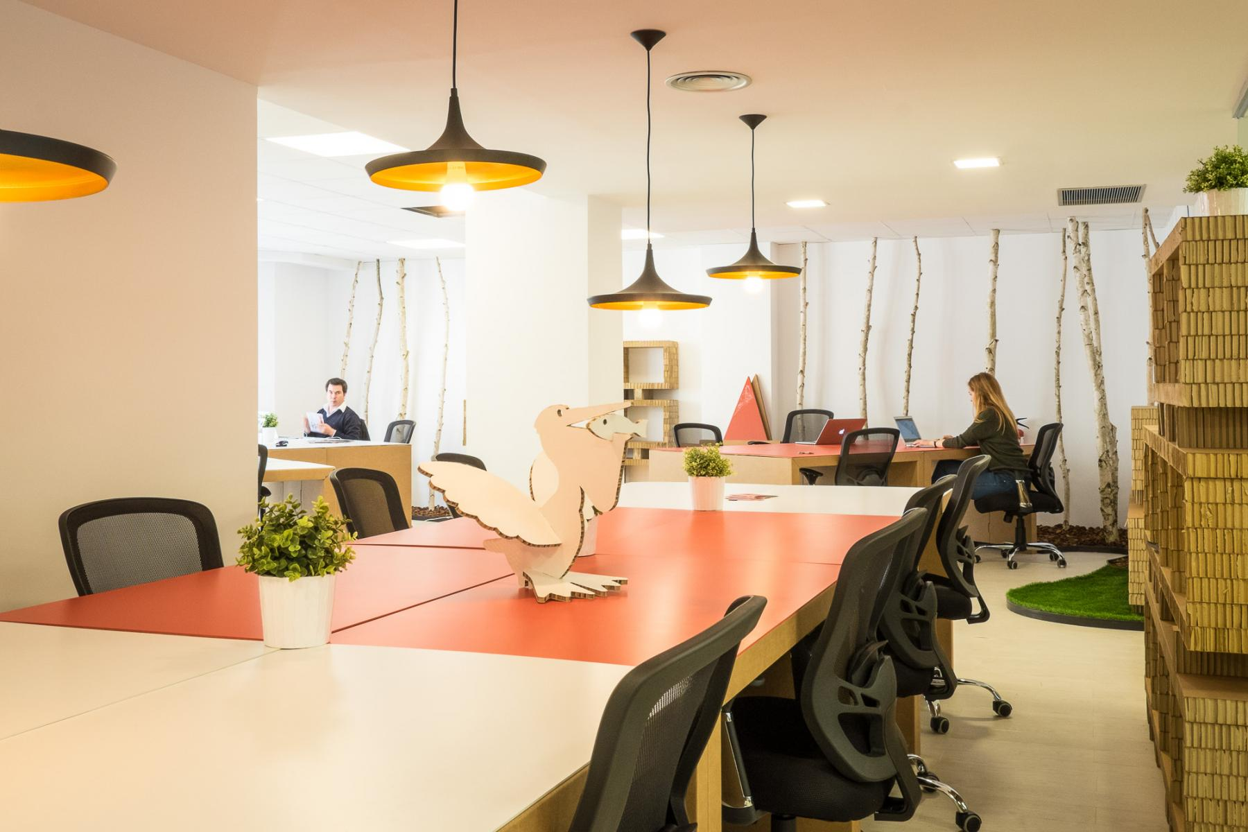 Alquilar oficinas Carrer de Muntaner 3, Barcelona (1)