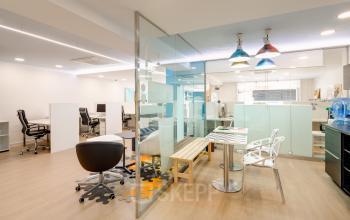 Alquilar oficinas Carrer Camp 79, Barcelona (4)