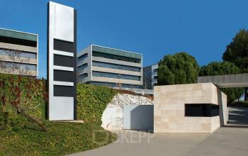 Rent office space Plaça de Xavier Cugat 2,  (6)
