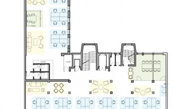 Optionale Aufteilung im Business Center mit Büros zur Miete in Charlottenburg