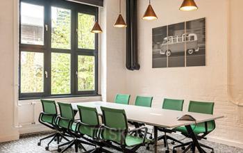 Büroimmobilie in Berlin-Köpenick mit Besprechungsraum