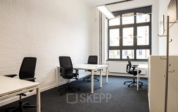 Großen Büroraum mieten in Berlin an der Edisonstraße