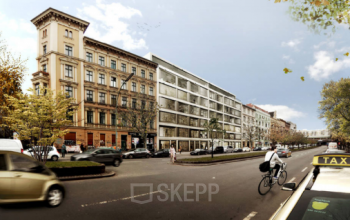 Büro mieten Kottbusser Straße 12, Berlin (2)