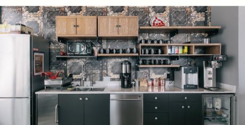 Fantastisch eingerichtete Küche in Berlin Mitte