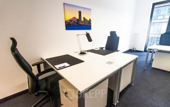 Erstklassiger Arbeitsplatz mieten in Berlin Moabit