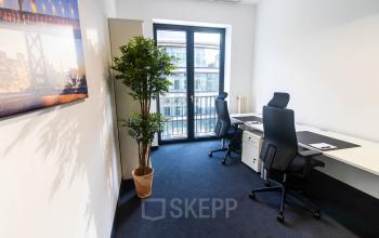 Hochwertiges und modernes Büro mieten in Berlin Mitte