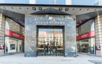 Business Center in Berlin Mitte mit repräsentativem Eingangsbereich